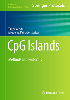 CpG Islands. Methods and Protocols
